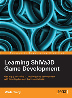 Обложка книги «Learning ShiVa3D Game Development»