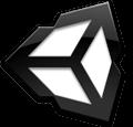 Логотип игрового движка Unity
