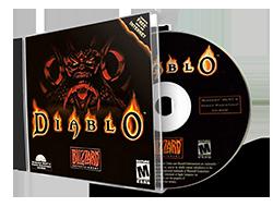 CD-бокс Diablo I