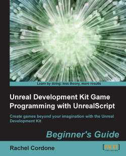 Cover of Unreal Development Kit Game Programming with UnrealScript book