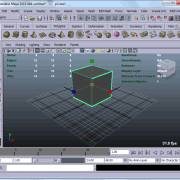 Maya 2011 CDE Interface