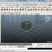 Maya 2011 Cleanlooks Interface