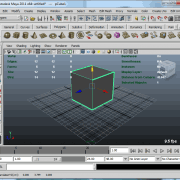 Maya 2011 Motif Interface