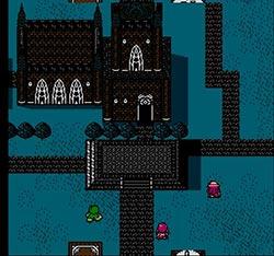 Just Breed NES screenshot 1