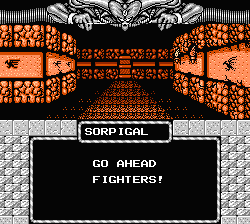 Might and Magic NES screenshot 1