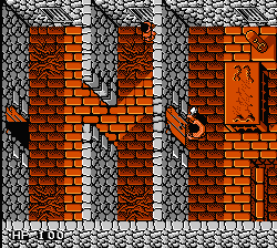Robin Hood - Prince of Thieves NES screenshot