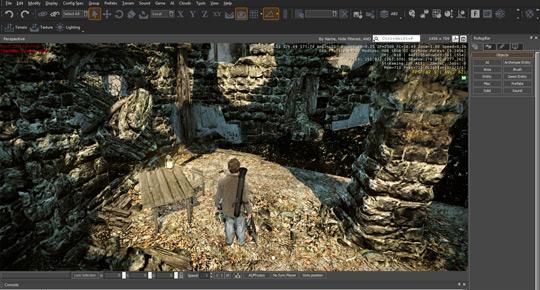 cryengine 3 текстуры: