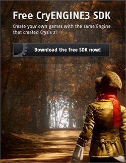 CryEngine 3 SDK Download