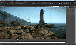 CryEngine 3 SDK Sandbox Screenshot
