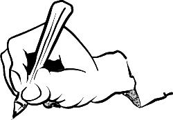 Рука дизайнера