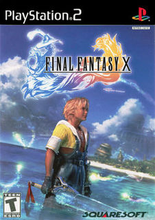 Final Fantasy X Cover