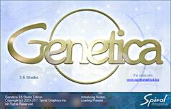 Genetica Splashscreen