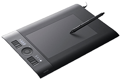 Intuos 4 Graphic Tablet