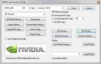 NVIDIA DDS Plug-in
