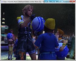PCSX2 - Final Fantasy X