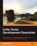 Unity Game Development Essentials
