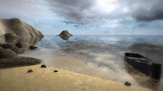 Unity - старая вода